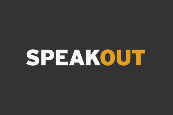 Speakout Logo Design