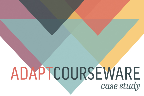 Adapt Courseware Case Study